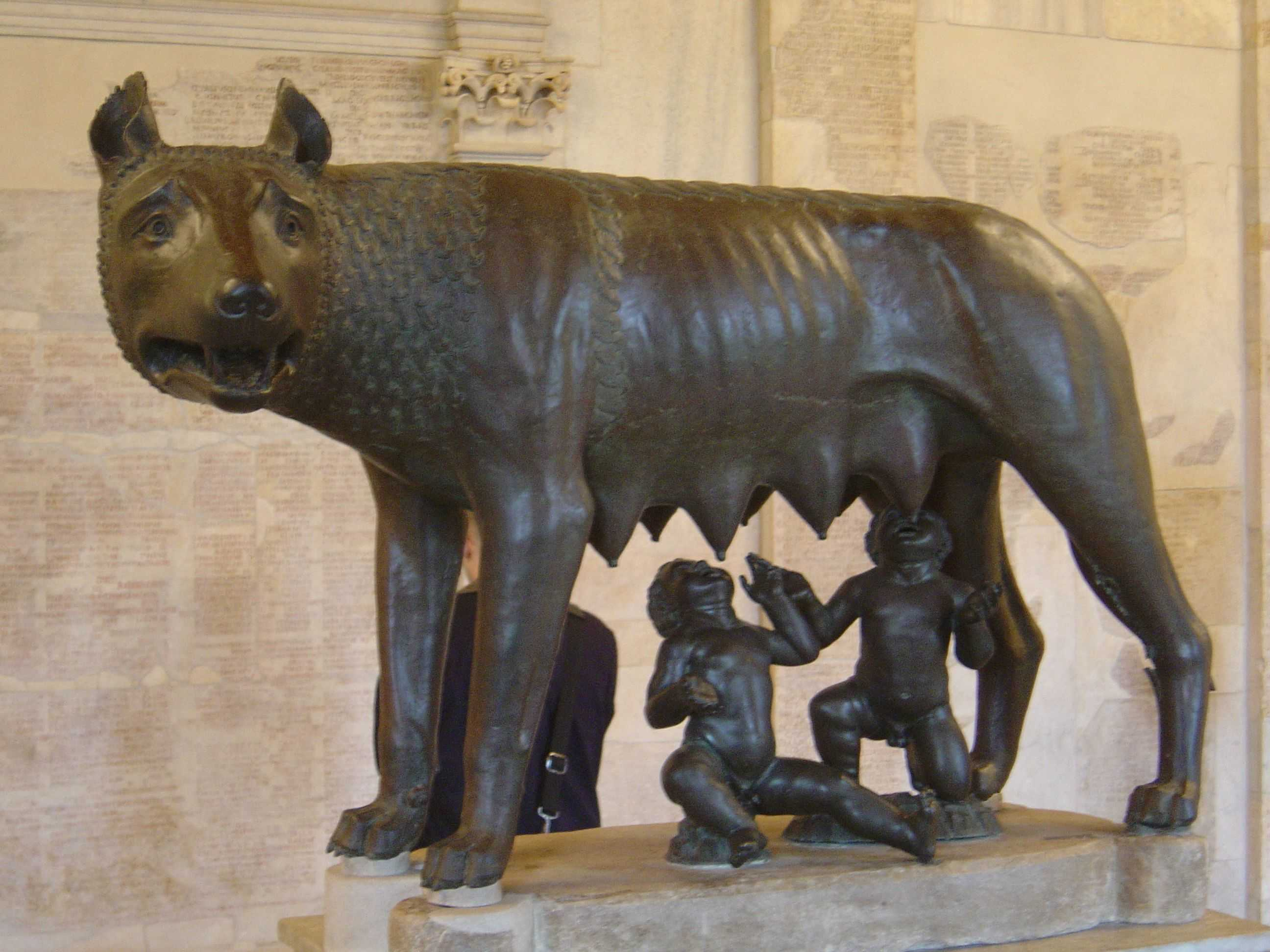 Romulus And Remus Clip Art | LZK Gallery