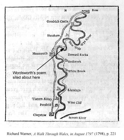 william wordsworth tintern abbey analysis