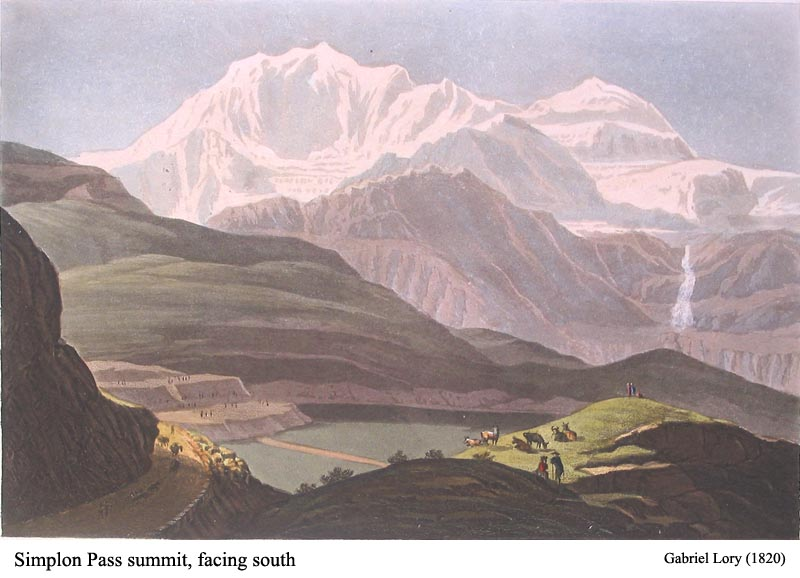Image result for the simplon pass wordsworth