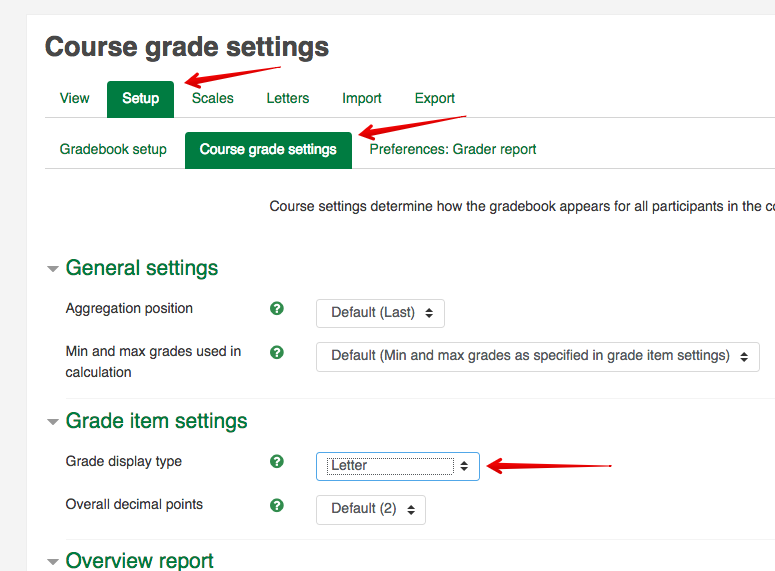 Grade Number To Letter.Grading Students Using Only Letters Powered By Kayako Help