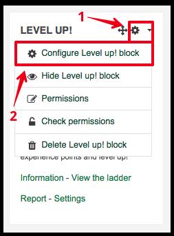 level up block