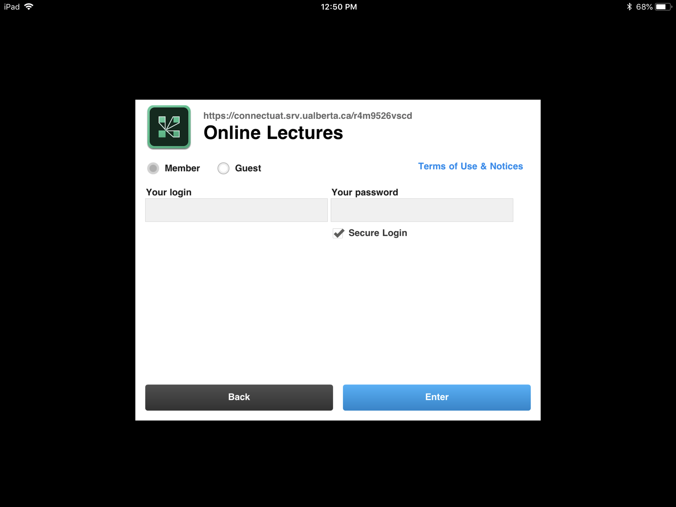 Superior Select Member And Use Your CCID And Password To Login. Secure Login Can Be  Left Checked. Accessing An EClassLive Meeting Directly Via EClass  (recommended) ... Photo Gallery