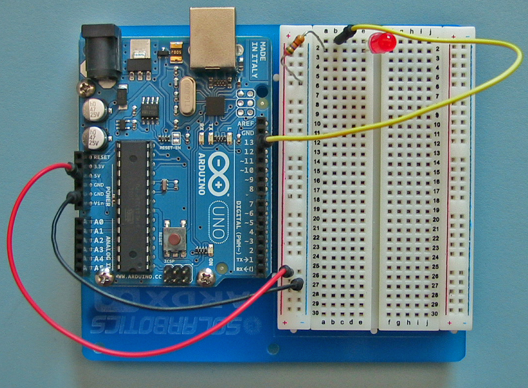 Arduino Intro Labs For Tangible Computing - 3  Introductory Lab