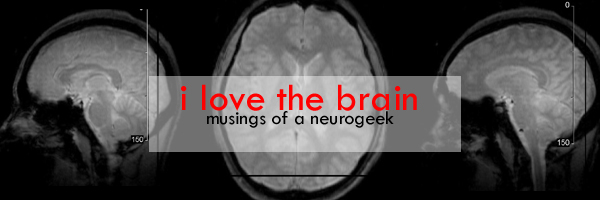 Musings of a Neurogeek