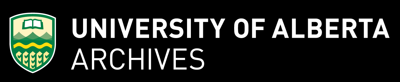 University of Alberta Archives Logo
